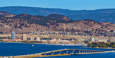 Kelowna Real Estate Takes the Top Spot