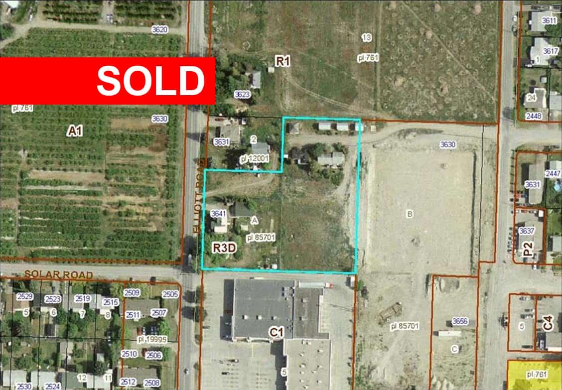 Kelowna Real Estate MLS# 10074129 | 3641 Elliott Road, West