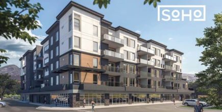 SoHo Kelowna – New Commercial Space Coming to Hollywood Road S